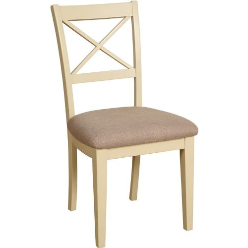 Tatton Cross Back Chair